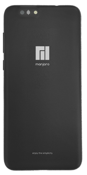 Manjaro_pinephone_back_s